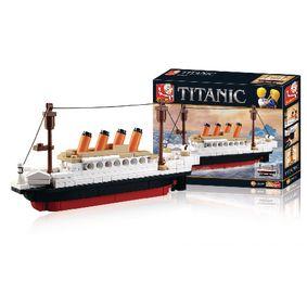 Stavebnicové Kostky Titanic Serie Titanic Small