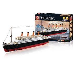 Stavebnicové Kostky Titanic Serie Titanic Big