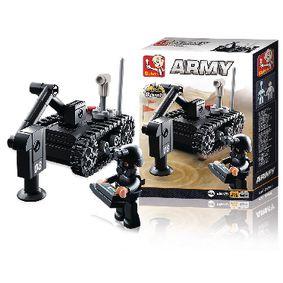 Stavebnicové Kostky Army Serie Odminovací Systém