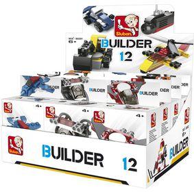 Stavebnicov� Kostky Builder