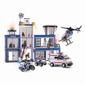 Stavebnicové Kostky Police Serie Policejní øeditelství