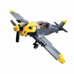 Stavebnicov� Kostky WWII Serie Messerschmitt BF 109 Fighter