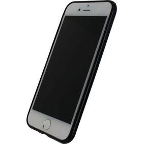 Telefon Gelové Pouzdro Apple iPhone 7 / Apple iPhone 8 Èerná - zvìtšit obrázek