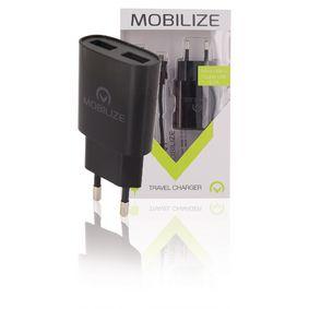 Univerzální AC Napájecí Adaptér USB / Micro USB Èerná