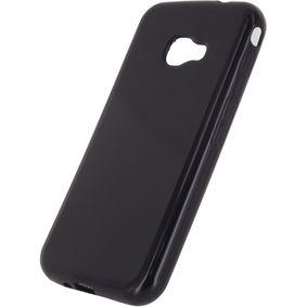 Telefon Gelové Pouzdro Samsung Galaxy Xcover 4 Èerná - zvìtšit obrázek