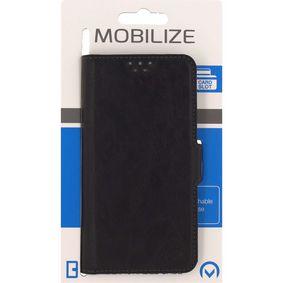 Telefon Premium 2-in-1 Wallet Case Univerzální L Èerná - zvìtšit obrázek