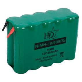 Dob�jec� NiMh Baterie 12 V 600 mAh 1-Bal��ek