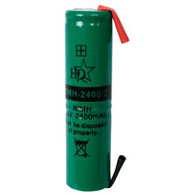 Dob�jec� NiMh Baterie 2.4 V 2400 mAh 1-Bal��ek