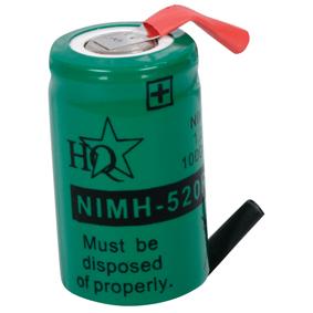 Dob�jec� NiMh Baterie 1.2 V 1000 mAh 1-Bal��ek