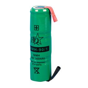 Dob�jec� NiMh Baterie 3.6 V 300 mAh 1-Bal��ek