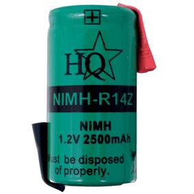 Dobíjecí Ni-MH baterie 1.2 V 2500 mAh 1-Balíèek