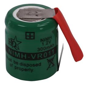 Dob�jec� NiMh Baterie 1.2 V 300 mAh 1-Bal��ek