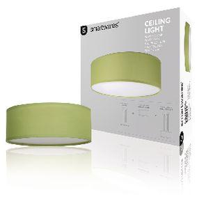 LED Stropní Svítidlo Zelená