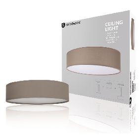 LED Stropní Svítidlo Hnìdá