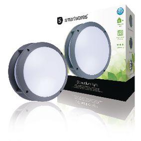 LED Venkovní Nástìnné Svítidlo 5 W 650 lm Tmavì šedá