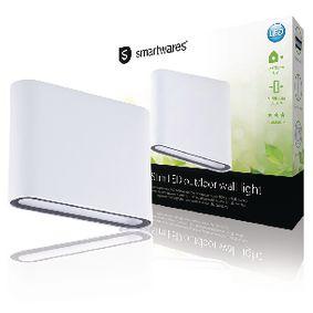 LED Venkovní Nástìnné Svítidlo 4 W 260 lm Bílá