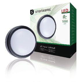 LED Venkovní Nástìnné Svítidlo 14 W 1000 lm Èerná