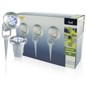 LED Reflektor 21.6 W 120 lm 5700 K