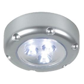 LED Dotyková Lampa 3 Støíbrná