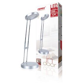 LED Stolní Lampa 2.5 W Støíbrná