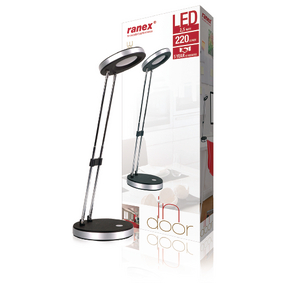 LED Stoln� Lampa 2.5 W �ern�