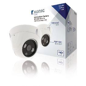 HD Kopulov� CCTV kamera IP66 B�l�