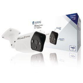 HD V�lcov� CCTV kamera IP66 B�l�