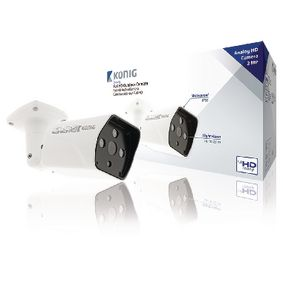 Full HD V�lcov� CCTV kamera IP66 B�l�