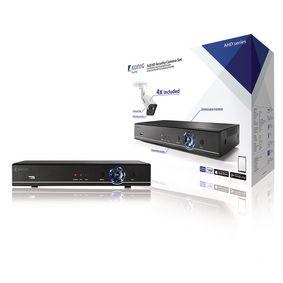 CCTV Sada HDD 1 TB - 4x Kamera