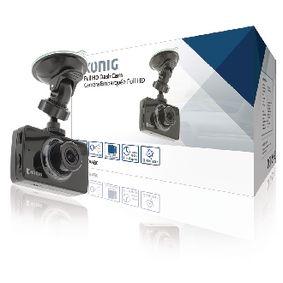 "2.4 "" Kamera do Auta 1920x1080 @ 30fps"