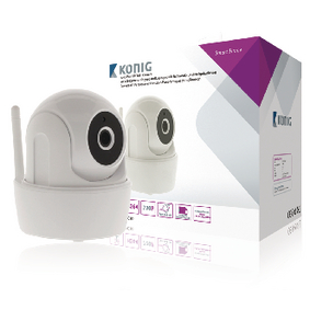 HD Inteligentní IP Kamera Interiér 720P