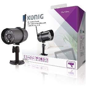 HD Inteligentní IP Kamera Venkovní 720P