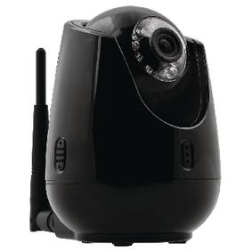 HD IP kamera s N�klonem a Nato�en�m Interi�r 720P �ern�