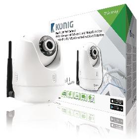 HD IP kamera s N�klonem a Nato�en�m Interi�r 720P B�l�