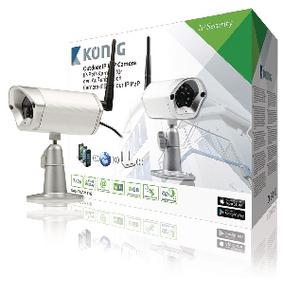 HD IP kamera Venkovn� 720P Kov