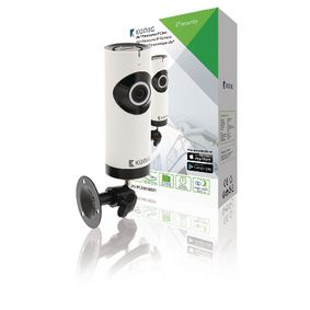 HD IP kamera 1280x720 Panorama B�l�/�ern�