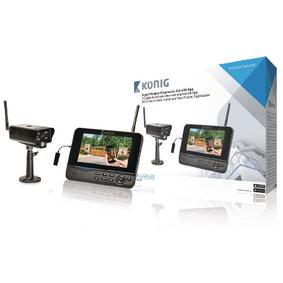 Digitální Bezdrátová Pozorovací Sada 2.4 Ghz - 1x Kamera