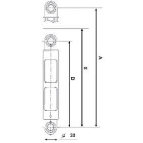 Tlumiè Nárazù 140 N 10 mm Produktové Oznaèení Originálu 44.041.755.0