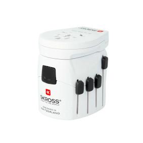 Cestovn� Adapt�r Sv�t PRO USB Zemn�n� - zv�t�it obr�zek
