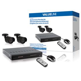 CCTV Sada HDD 500 GB / 420 TVL - 2x Kamera