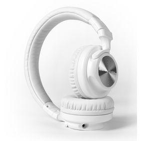 Sluchátka Na Uši 1.20 m Bílá