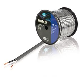 Kabel Reproduktoru na Cívce 2x 2.50 mm