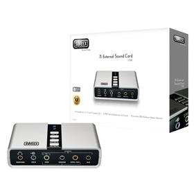 Zvuková Karta USB 7.1