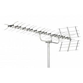 DVB-T/T2 Venkovní anténa 17 dB UHF