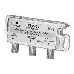Satelitní Kombinátor / 950 - 2400 MHz