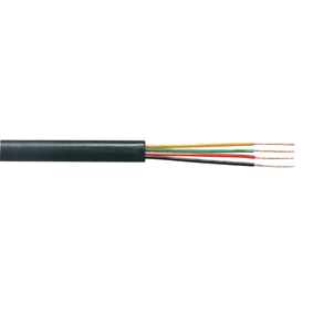 Telecom Cable 4x 7/0.12 - 100 m �ern�