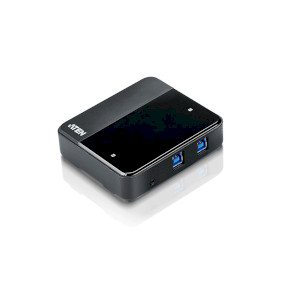2-Port USB Pøepínaè Èerná - zvìtšit obrázek