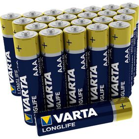 Alkalická Baterie AAA - zvìtšit obrázek