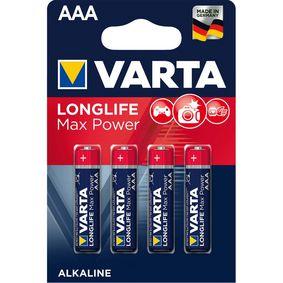 Alkalická Baterie AAA 1.5 V Max Tech 4-Blistr - zvìtšit obrázek