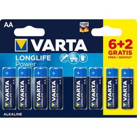 Alkalická Baterie AA 1.5 V High Energy 8-Propagaèní Blistr - zvìtšit obrázek